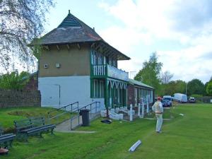 honley cc pavilion